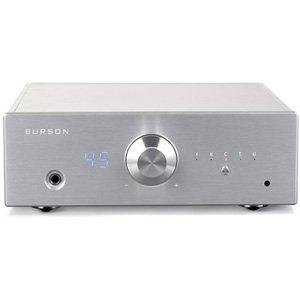 BURSON AUDIO Conductor V2+ [Silver] 純A級動作&高出力 DAC内蔵ヘッドホンアンプ