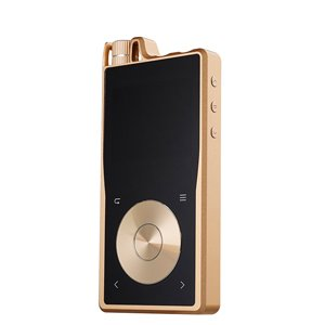 クエスタイル ハイレゾ・デジタルオーディオプレーヤー(ゴールド)65GBメモリ内蔵+外部メモリ対応Questyle QP2R QP2R-G