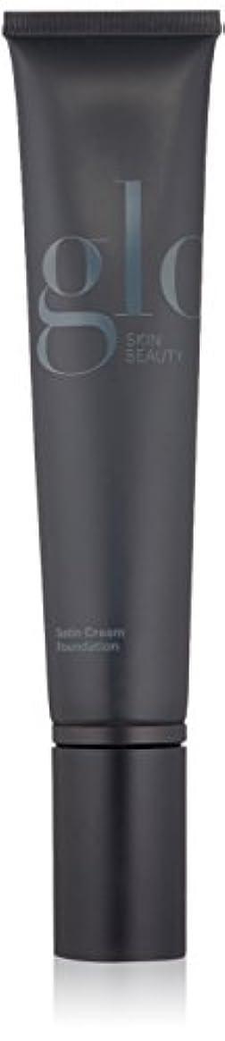 モルヒネ窒息させるクリエイティブグローミネラルズ プロテクティブリキッドファンデーション サテンフィニッシュ 40ml ナチュラルフェア