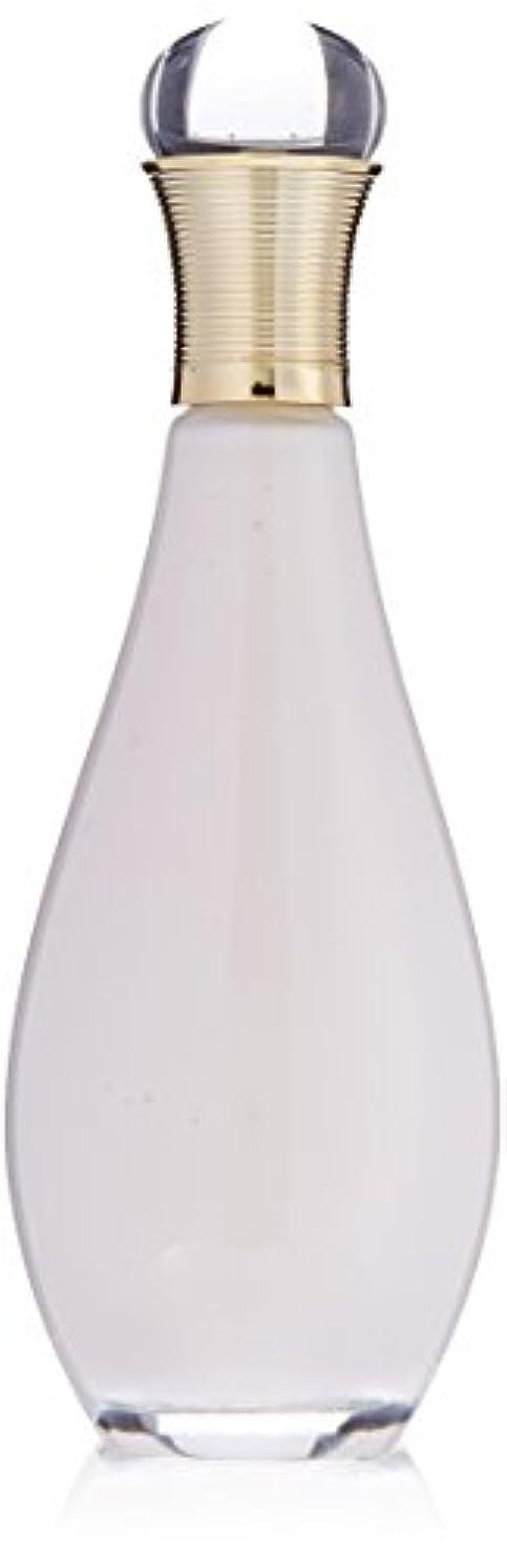 努力誇張する崩壊Christian Dior クリスチャン ディオール ジャドール ボディ ローション 150ml [並行輸入品]