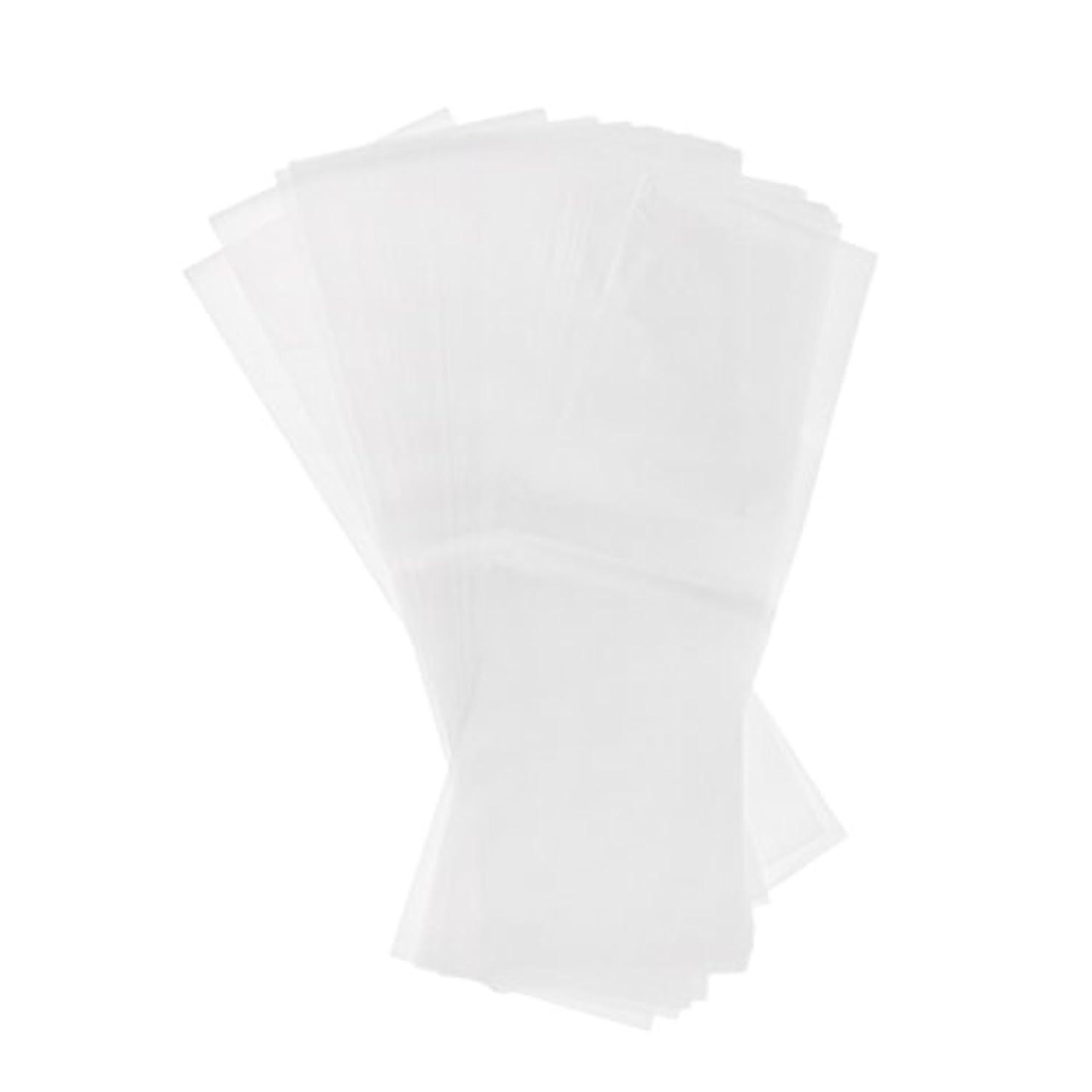 好ましいきれいに二度F Fityle 約100個 毛染め サロン プラスチック 染毛紙 色のハイライト 分離シート 再利用可能