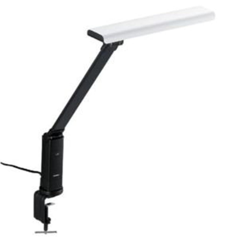 ブラウス未知のコンテンポラリーTWINBIRD(ツインバード) LEDクランプ式デスクライト LE-H634W LE-H634W ホワイト
