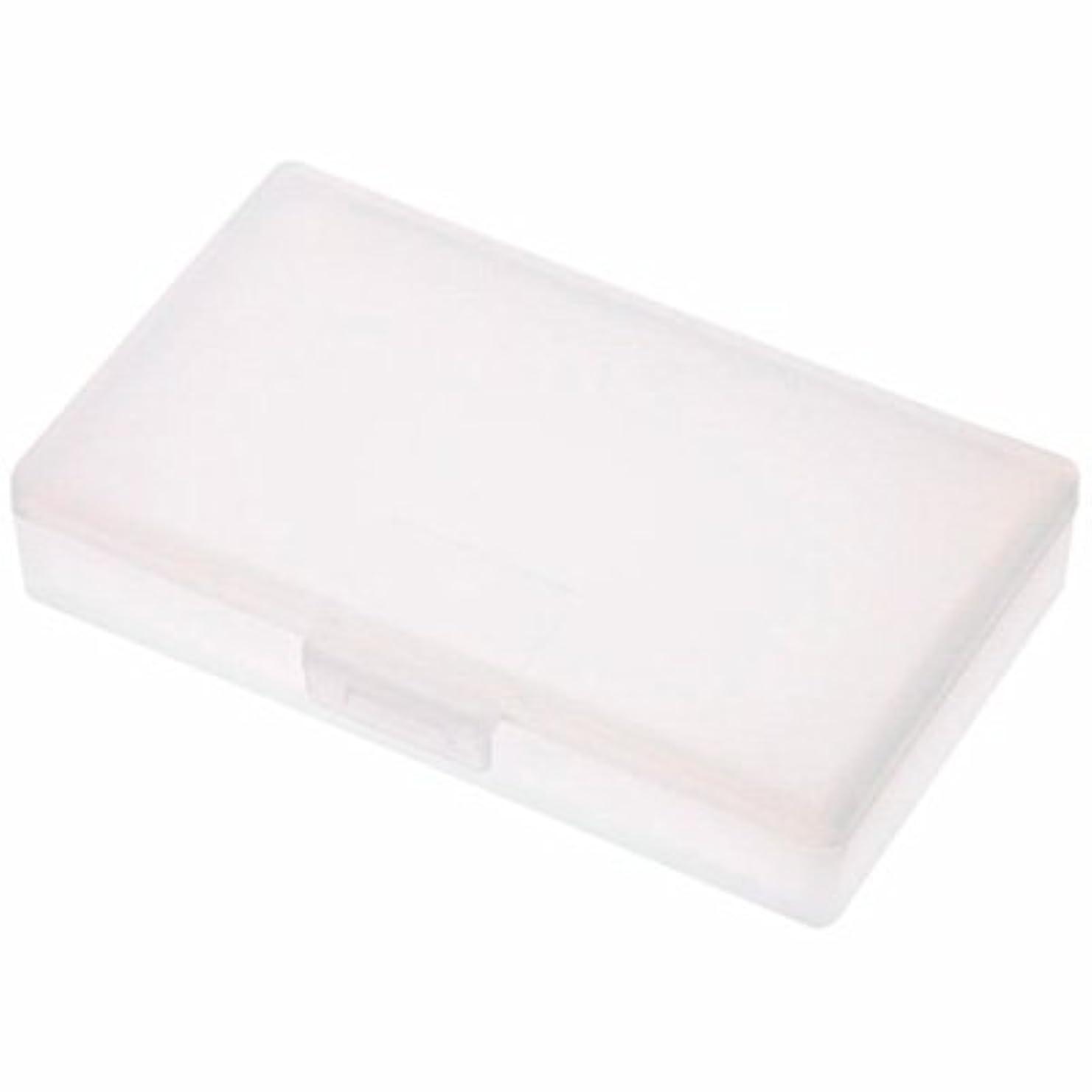 綺麗な浴十分無印良品 ポリプロピレンヘアピンケース 約37×63×厚さ12mm