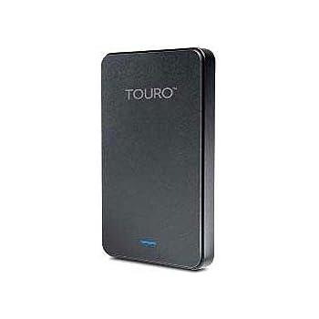 HGST TOURO Mobile MX3 1TB 外付けポータブルハードディスク PC/TV録画対応 ブラック 0S03578