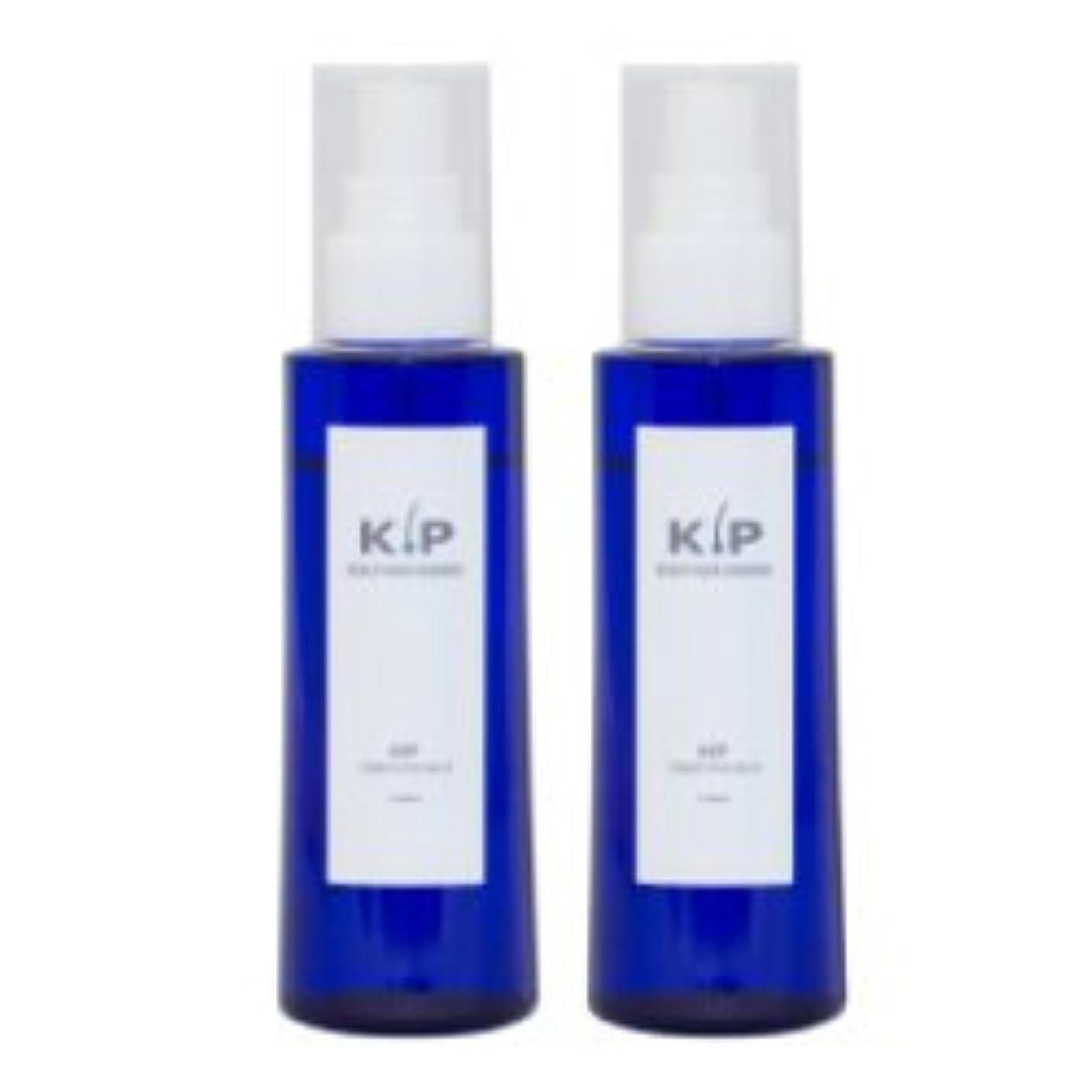不完全害策定するKIP スカルプヘア エッセンス 110mL 2本セット