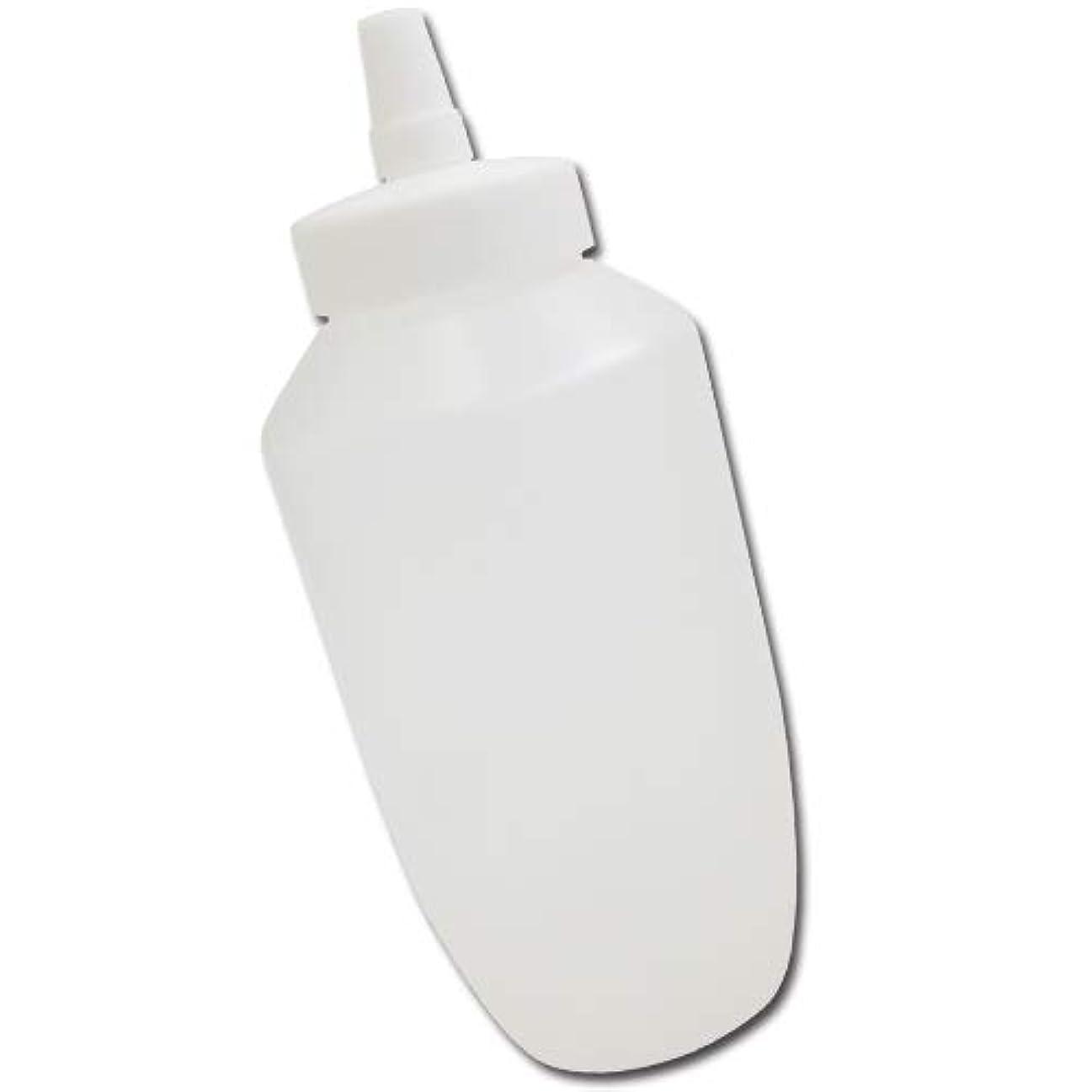 症状舗装するテナントはちみつ容器740ml(ホワイトキャップ)│業務用ローションや調味料の小分けに詰め替え用ハチミツ容器(蜂蜜容器)はちみつボトルビッグな特大サイズ