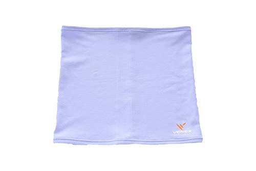 VENEX (ベネクス) リカバリーウェア ボディコンフォート ブラック ユニセックス 腹巻 腹巻き インナー 冷え性 疲れとり 疲労回復 快眠 安眠 (ラベンダー, S-M)