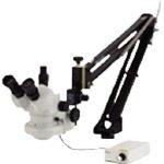 カートン光学 ズーム式実体三眼顕微鏡 MS4683 (542-4887) 《顕微鏡》