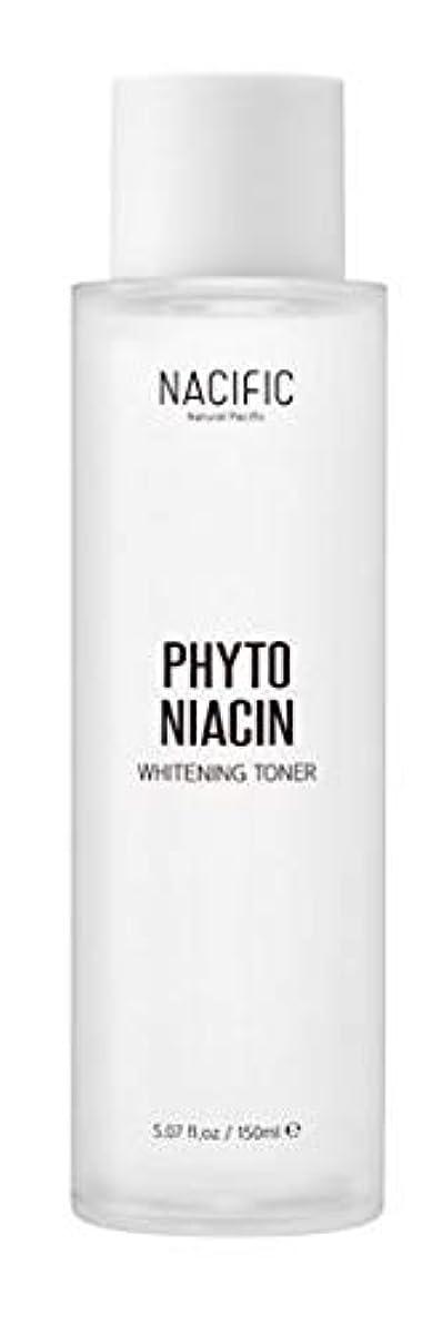 蒸気州電球[NACIFIC] Phyto Niacin Whitening Toner 150ml /[ナシフィック] フィト ナイアシンホワイトニング?トナー150ml [並行輸入品]