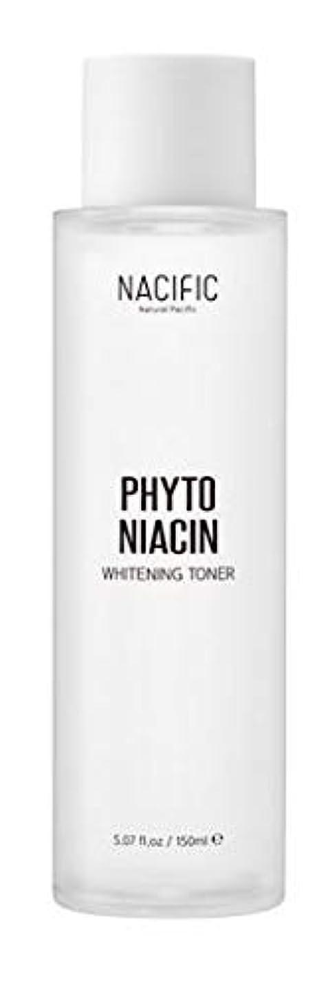 限定怖い移住する[NACIFIC] Phyto Niacin Whitening Toner 150ml /[ナシフィック] フィト ナイアシンホワイトニング?トナー150ml [並行輸入品]