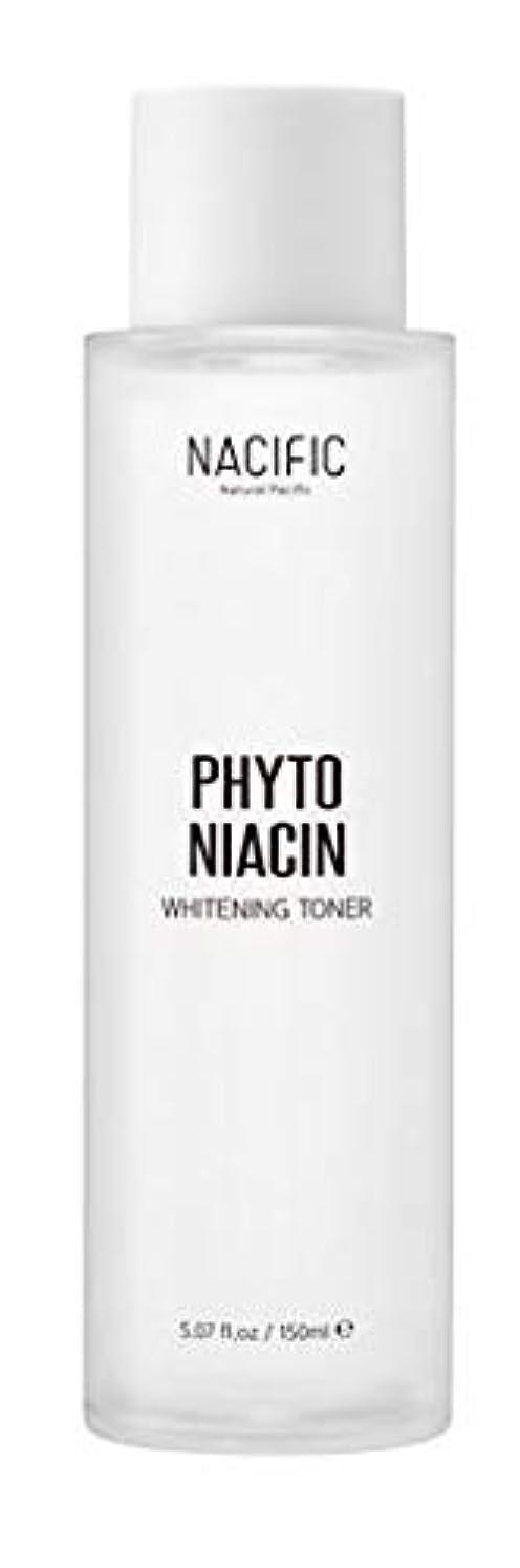 フレキシブル化学薬品油[NACIFIC] Phyto Niacin Whitening Toner 150ml /[ナシフィック] フィト ナイアシンホワイトニング?トナー150ml [並行輸入品]