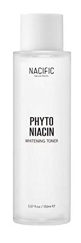 グリップ言い訳事業[NACIFIC] Phyto Niacin Whitening Toner 150ml /[ナシフィック] フィト ナイアシンホワイトニング?トナー150ml [並行輸入品]