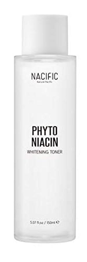 [NACIFIC] Phyto Niacin Whitening Toner 150ml /[ナシフィック] フィト ナイアシンホワイトニング?トナー150ml [並行輸入品]