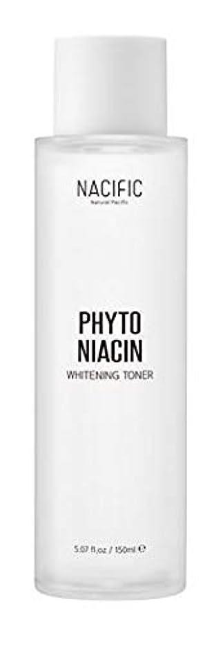 セメント粘土指導する[NACIFIC] Phyto Niacin Whitening Toner 150ml /[ナシフィック] フィト ナイアシンホワイトニング?トナー150ml [並行輸入品]