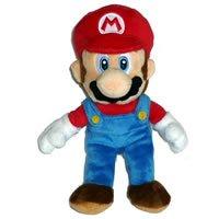 スーパーマリオブラザーズWii Plush–Mario
