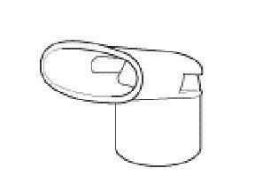 マウスピース(5個入)(NE-C28-3)【オムロン コンプレッサー式ネブライザーNE-C28 C29 C30適応】