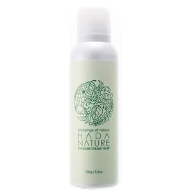 材料第九のれん肌ナチュール クリーミーホイップ 150g 炭酸洗顔フォーム