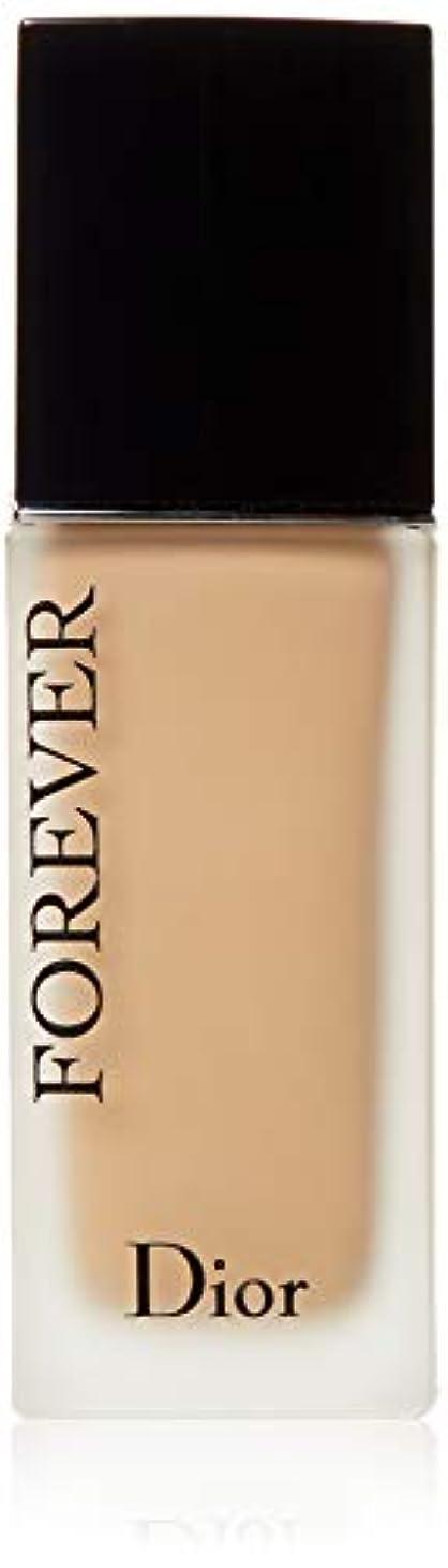 許容できる依存主権者クリスチャンディオール Dior Forever 24H Wear High Perfection Foundation SPF 35 - # 2W (Warm) 30ml/1oz並行輸入品