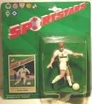 Sportstars (Starting Lineup) 1988 - Thomas HaBler FC Koln - Football (Soccer) Figure with Card
