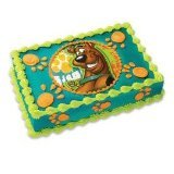 Scooby Doo Edible Cake Topper by DecoPac
