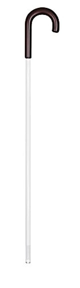 主人カスケード報復【非課税】 豊通オールライフ 盲人用白杖 (アルミ 曲) 全長100cm 重量240g 本体アルミ製 グリップ樹脂製 盲人用 安全杖 反射材付 日本製