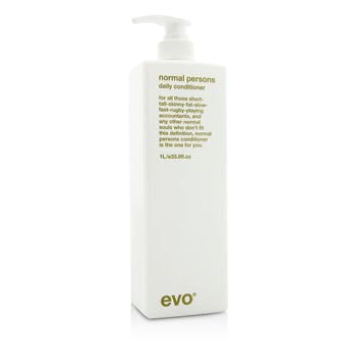 クラック新年シーサイド[Evo] Normal Persons Daily Conditioner (For All Hair Types Especially Normal to Oily Hair) 1000ml/33.8oz