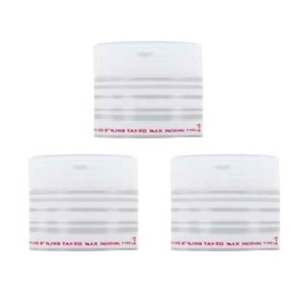 排気気味の悪い振る舞うナカノ スタイリング タントN ワックス 2 ノーマルタイプ 90g × 3個セット