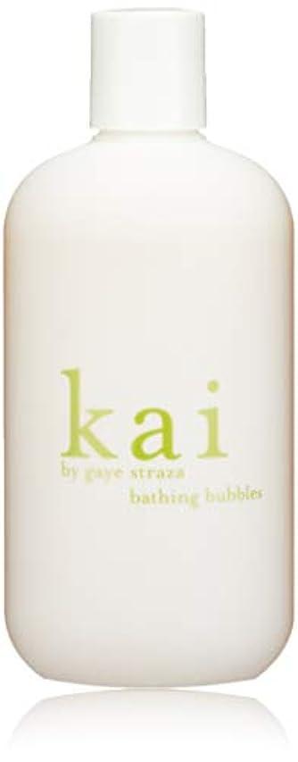 伝統的歩行者欠伸kai fragrance(カイ フレグランス) バブルバス 355ml