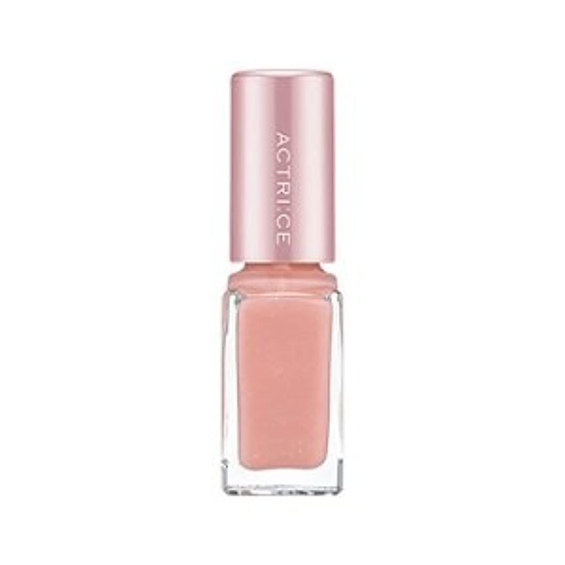 ご飯シャトル森林ノエビア アクトリース ネイル 01 クリーミィ ピンク