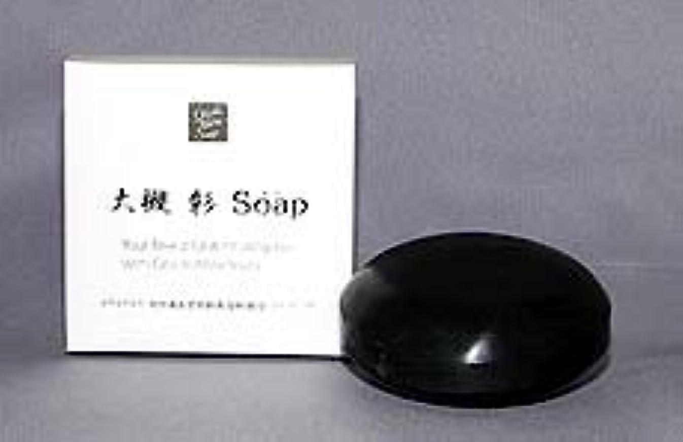 誘う駐地病んでいる大槻彰ソープ(Soap) 100g