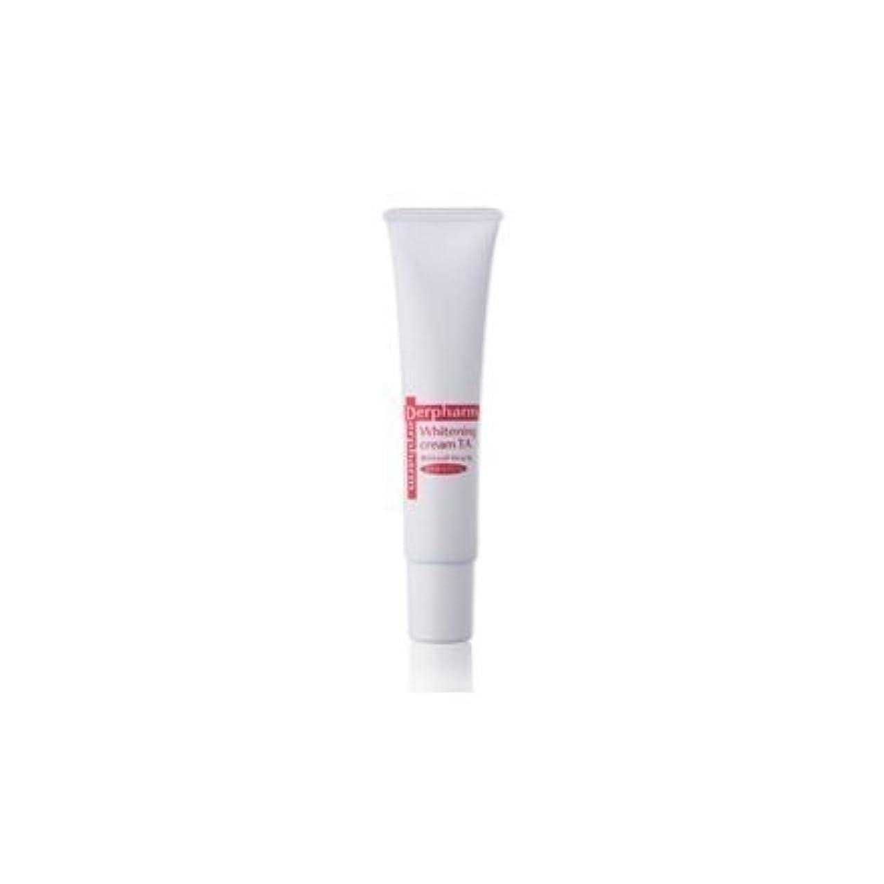 蚊影響力のあるポテトデルファーマ ホワイトニング クリーム TA (医薬部外品)