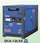 Denyo (デンヨー) ディーゼル発電機 DCA-12LSX 防音型