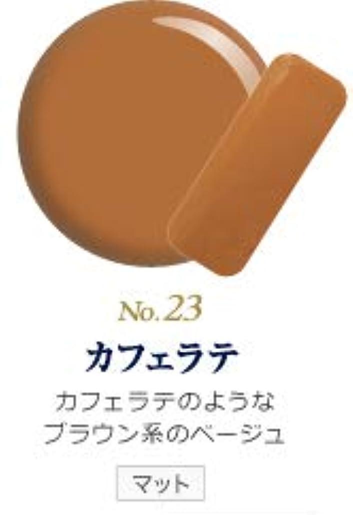 ファンブル含意なす発色抜群 削らなくてもオフが出来る 新グレースジェルカラーNo.11~No.209 (カフェラテ)
