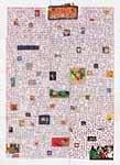 RoomClip商品情報 - おはなし迷路ポスター(赤ずきんちゃん)ラミネート版