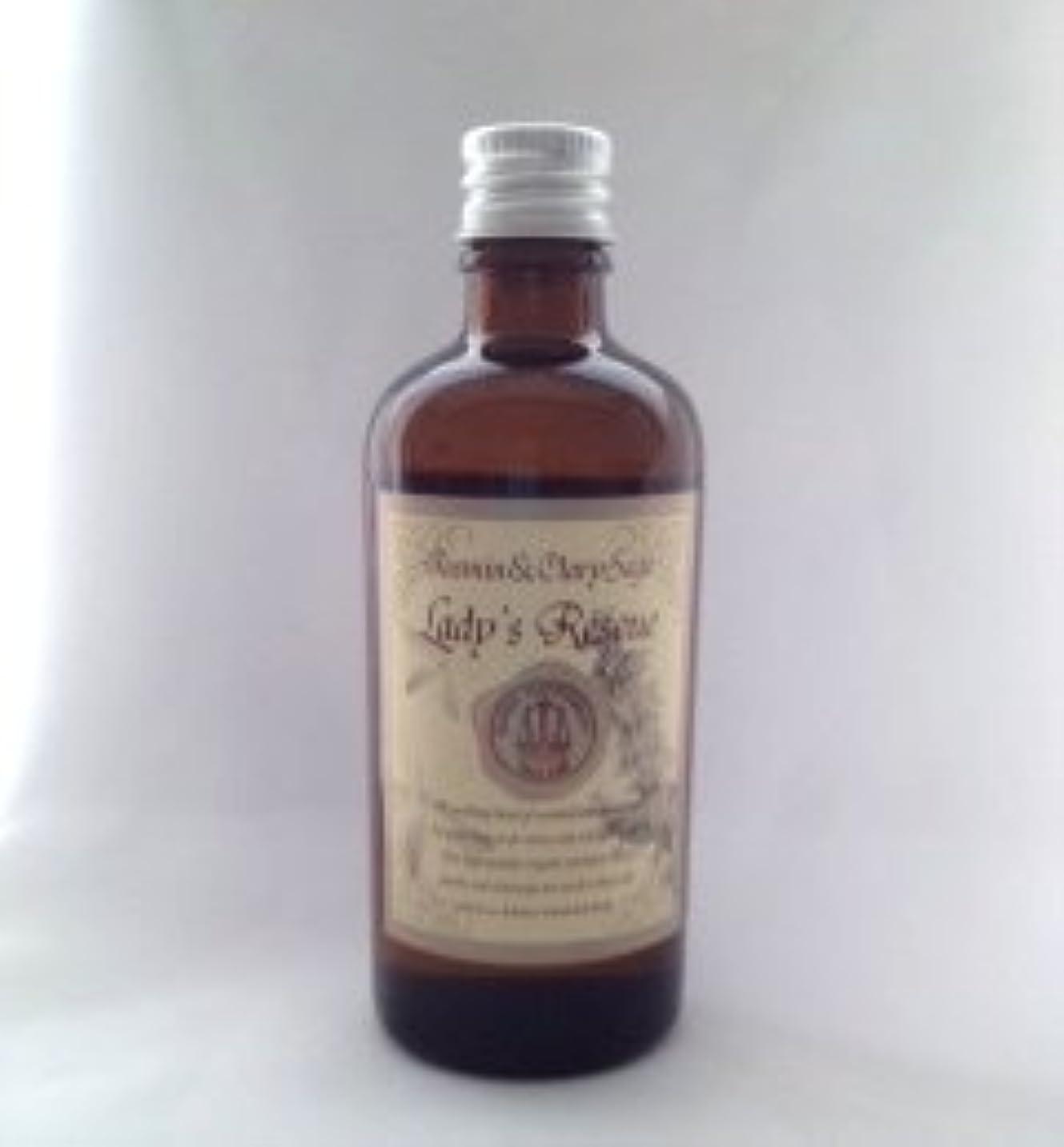 眠り幾何学オーストラリアヒーリングボディアロマオイル レディレスキュー 105ml ジャスミン&クラリセージの香り