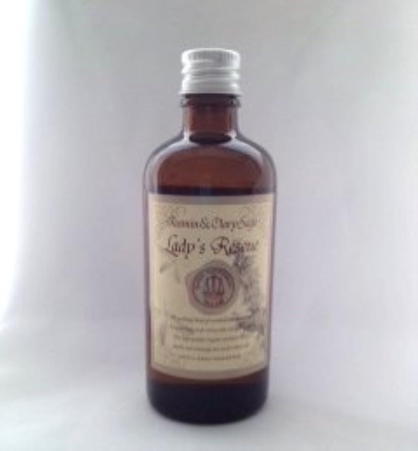 ラウンジ赤大胆不敵ヒーリングボディアロマオイル レディレスキュー 105ml ジャスミン&クラリセージの香り