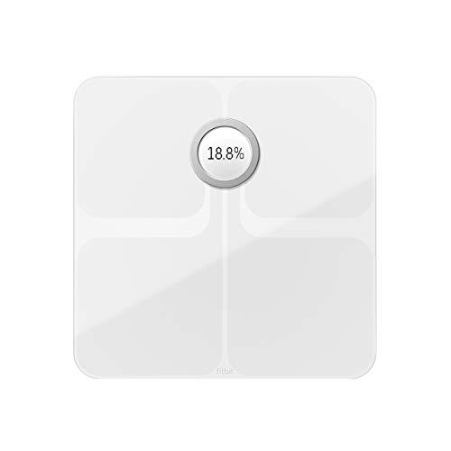 Fitbit フィットビット スマート体重計 Aria2 WiFi/Bluetooth対応 White【日本正規品】 FB202WT-JP