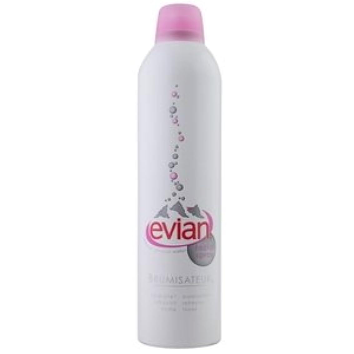 徒歩でエコー率直なエビアン(エヴィアン) ブルミザトワール ウォーター スプレー フェイシャル 化粧水 300ml スプレー缶(エアゾール) Evian Brumisateur Facial Spray 10.1oz