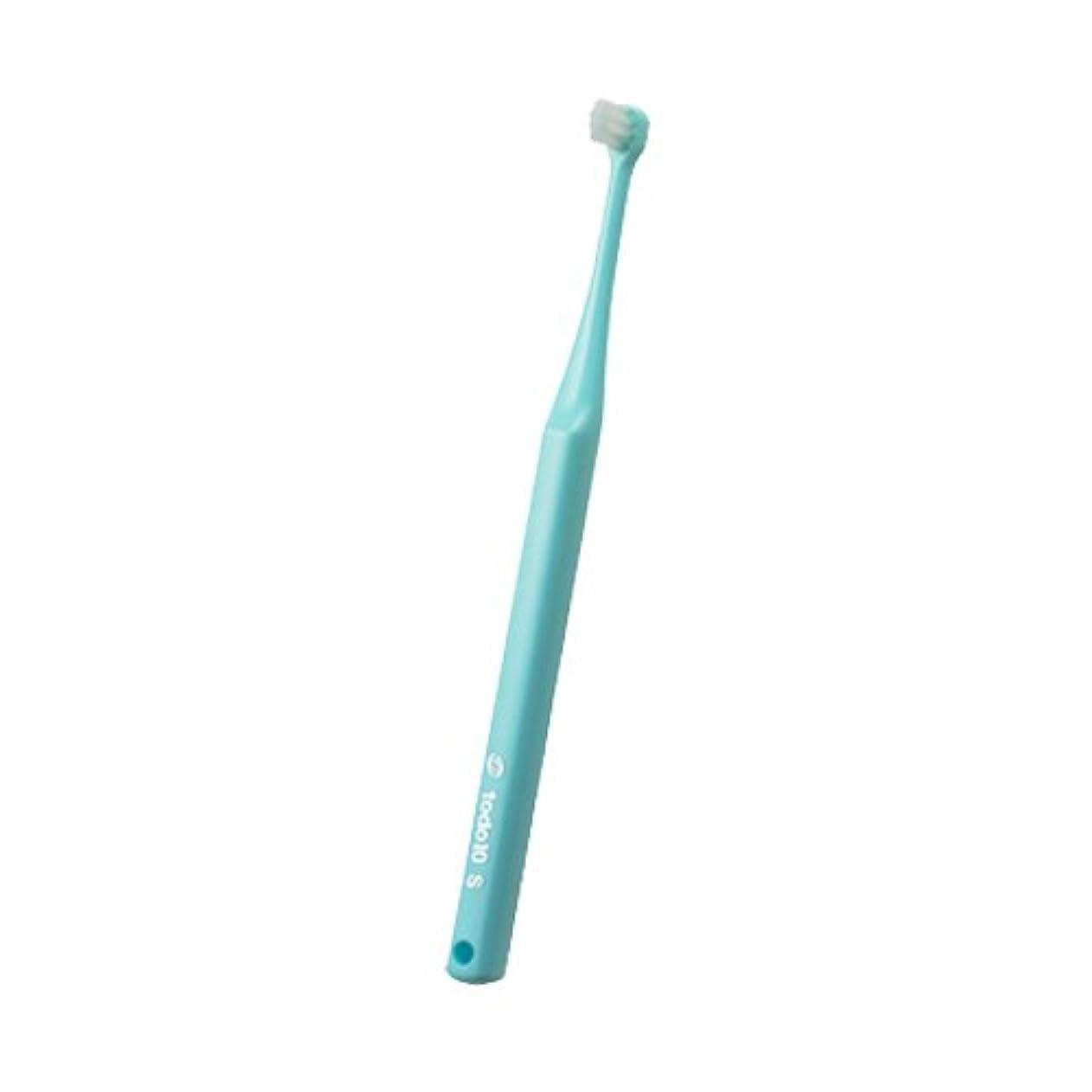 シード抹消スペイン語オーラルケア todo10 トゥードゥー ? テン 歯ブラシ 1本 ブルー