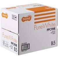 PPC用紙 Pure White B5 1箱(2500枚:500枚x5冊)