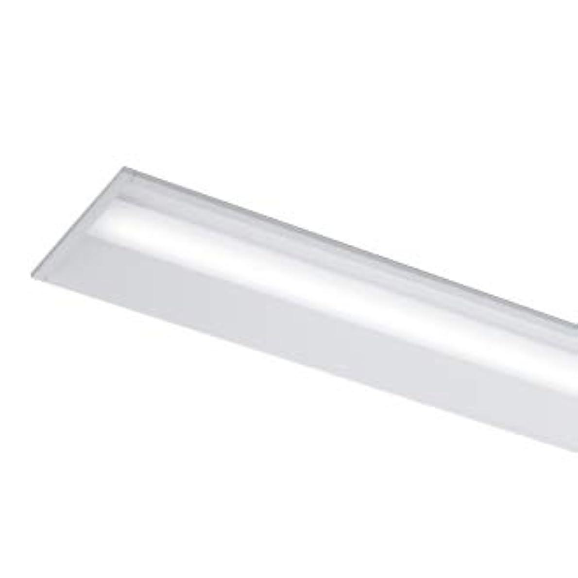 花婿一月自治東芝 LEDベースライト TENQOO 40タイプ 埋込形下面開放W220 一般2,500lmタイプ Hf32形×1灯 定格出力形器具相当 白色 AC100V~242V LEDバー付き LEKR422253WLS9(LEER42202LS9+LEEM40253W01)