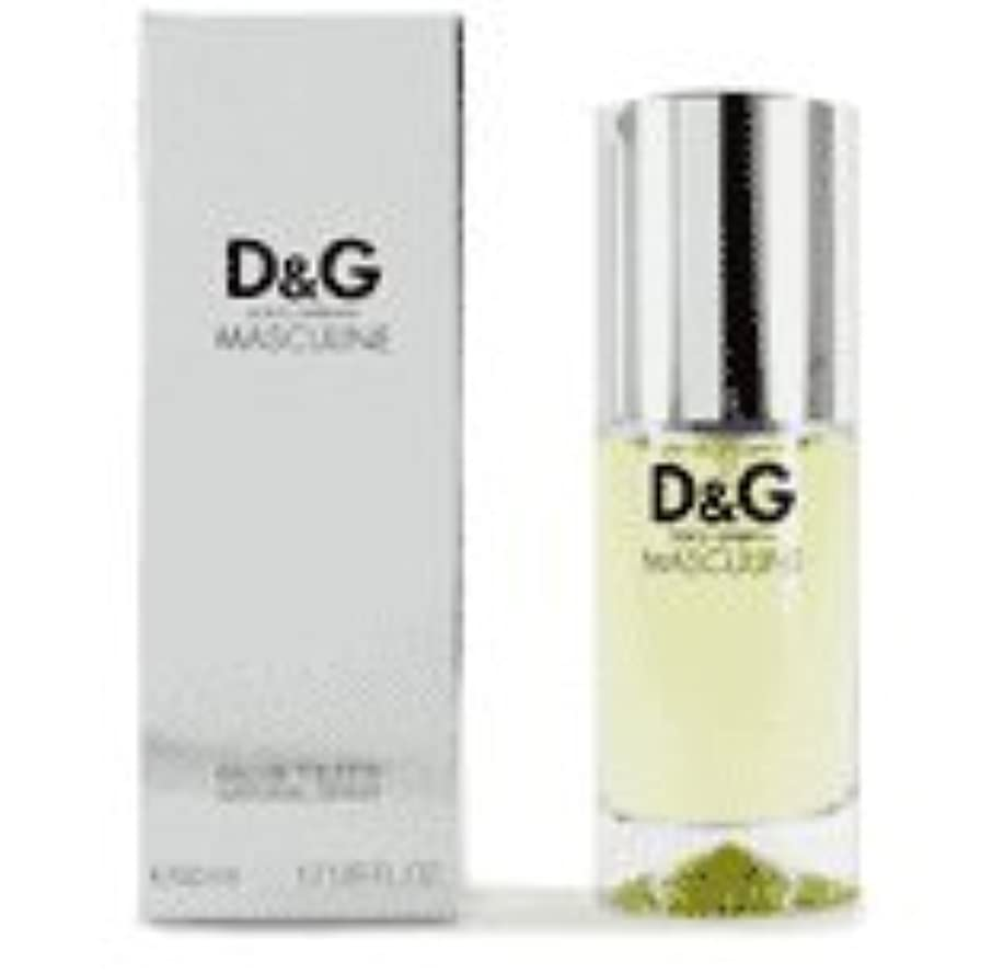 公爵意識的難破船D & G Masculine (D&G マスキュライン) 3.4 oz (100ml) EDT Spray for Men