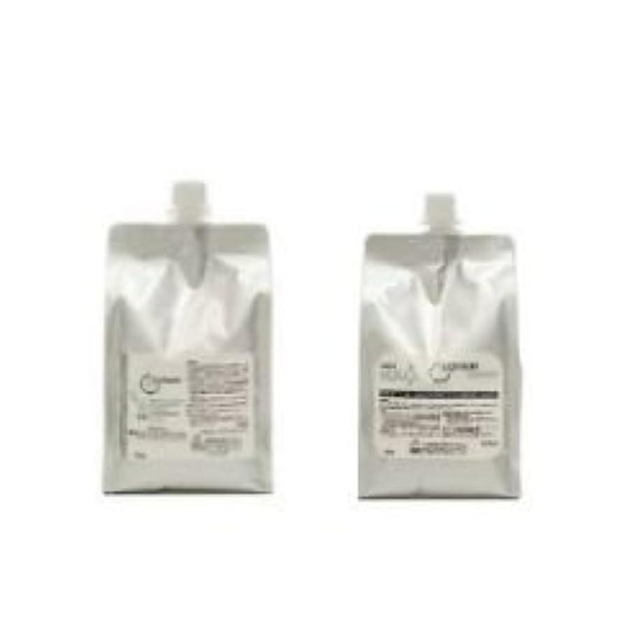 平衡注意ふけるナカノ 薬用コリュームシャンプー 1500ml & リペアメント 1500g セット