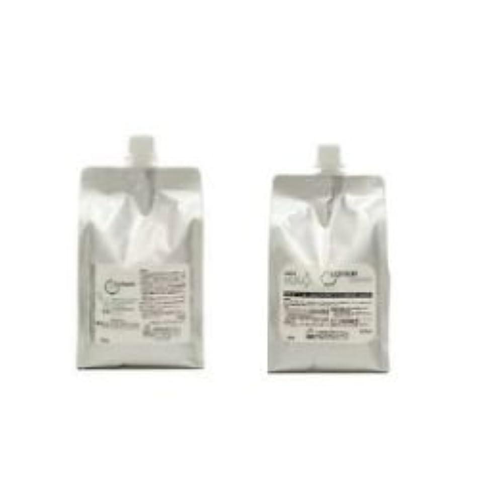 ナカノ 薬用コリュームシャンプー 1500ml & リペアメント 1500g セット