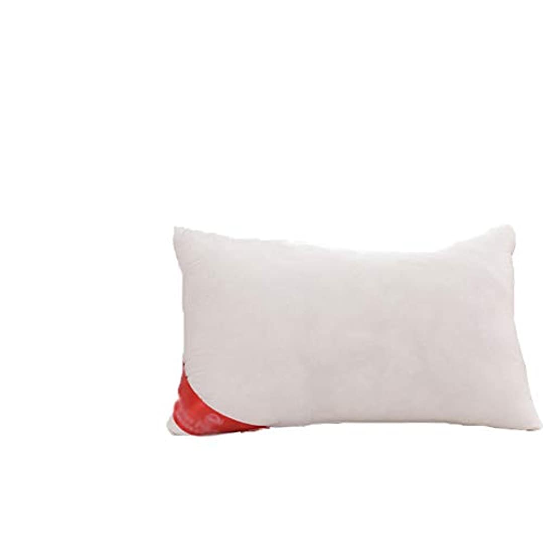 豪華な警告商業の枕綿の洗濯できるホテルの羽のビロードの調節可能な高弾性枕、0.8Kg