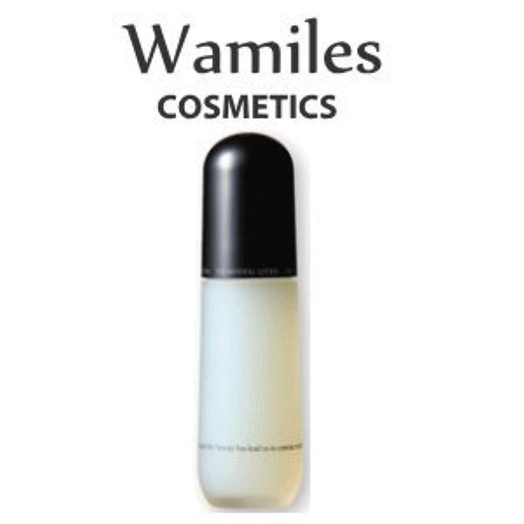 紳士気取りの、きざな最適値wamiles/ワミレス ザ ミネラルローション 100ml