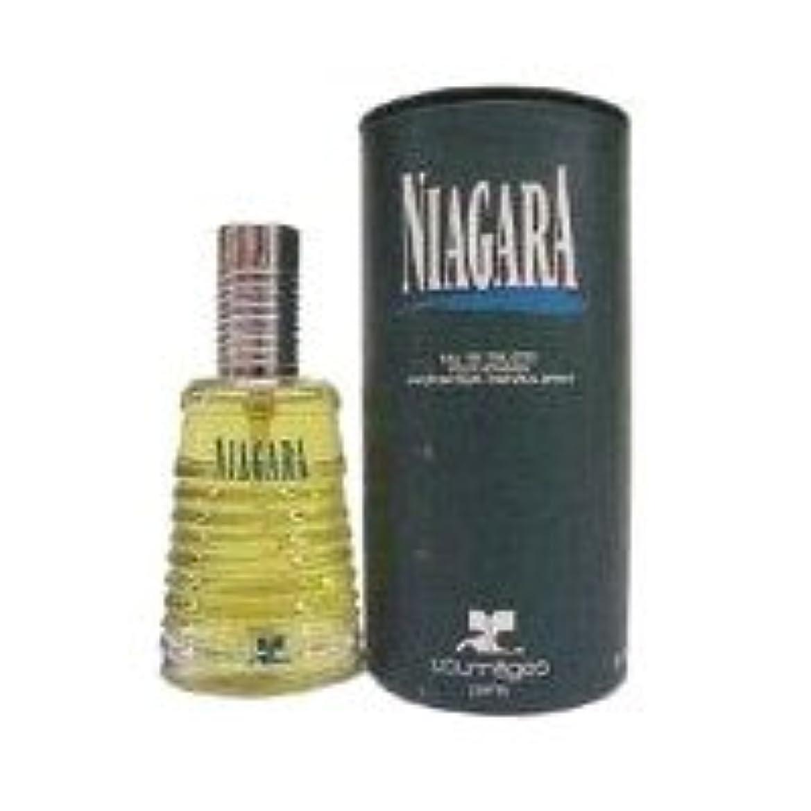 はっきりしないコーン胃Courreges Niagara (クレージュ ナイアガラ) 5ml ミニチュア by Courreges for Men