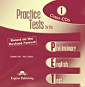 Practice Tests for the PET Class Audio CDs