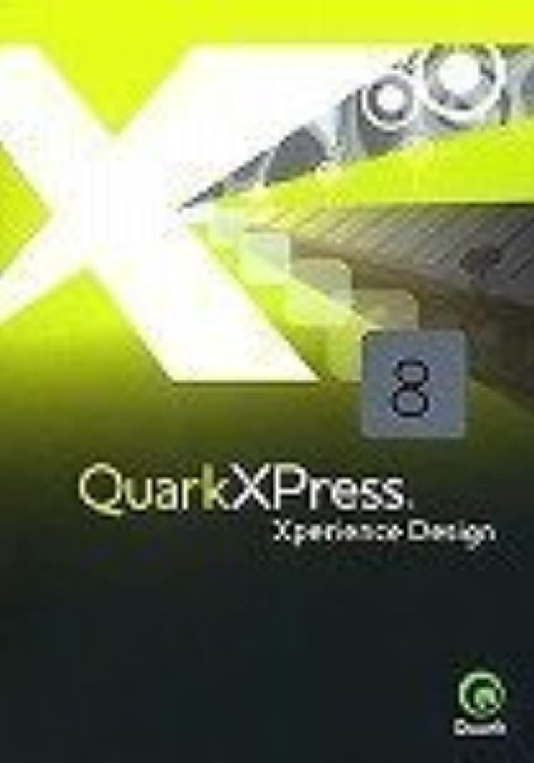 ジャンピングジャックに関して解体するQuarkXPress 8 日本語版