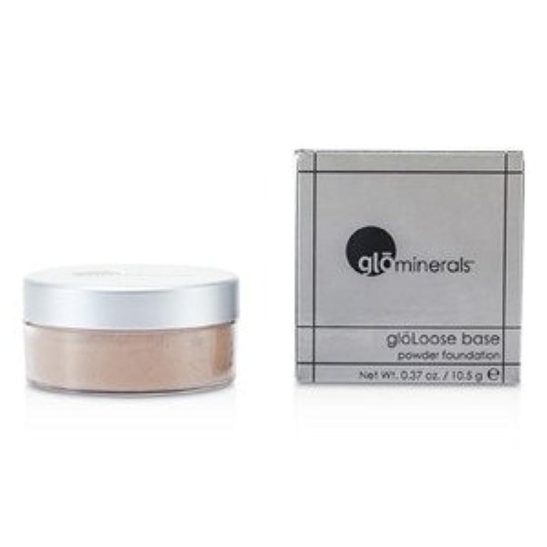不健康うめき声雇用者glo minerals(グローミネラルズ) グロールースベース(パウダーファンデーション)- ベイジュダーク 10.5g/0.37oz [並行輸入品]